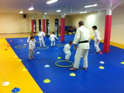 Judo Enfant 4 ans