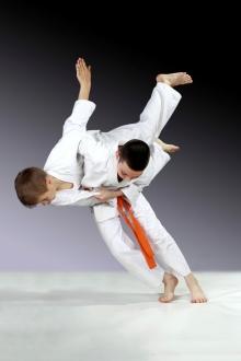 Judo Enfant à l'école ADAM