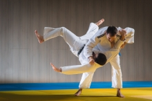 Judo à l'école ADAM