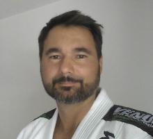 Yannick Leseur,ceinture marron de Krav Maga